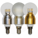 Лампа светодиодная Bonanza LED Lightbulb BC-G45.6 E14 6W 2700K 480Lm